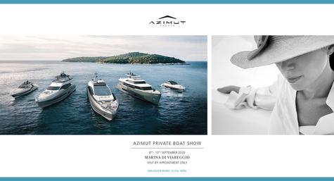 AZIMUT PRIVATE BOAT SHOWS: Виареджо и Варацце